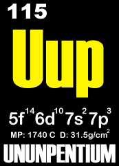 UUP - Element 115