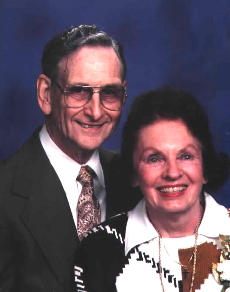 Hal and Marie Wright