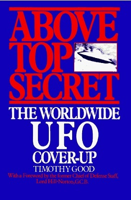 Above Top Secret - Worldwide UFO Cover-Up