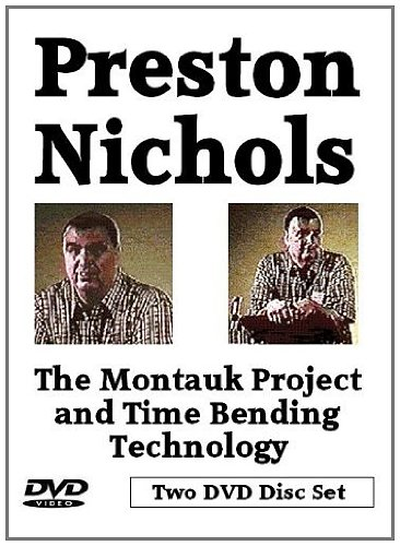 Preston Nichols - The Montauk Project and Time Bending Technology