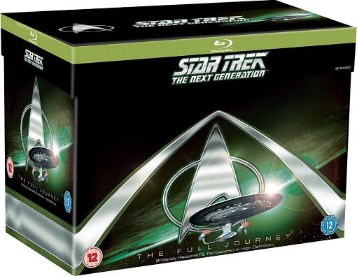 Star Trek The Next Generation - The Complete Seasons 1 - 7