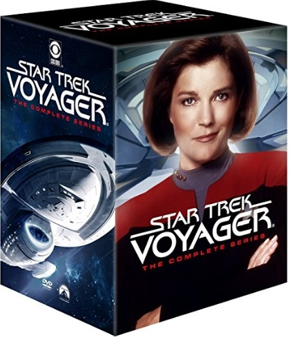 Star Trek Voyager - The Complete Series