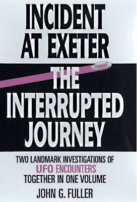 Incident at Exeter - The Interrupted Journey